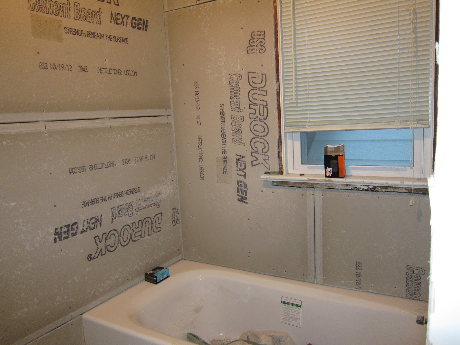 Colonial On A Budget Bathroom Renovation Part Two