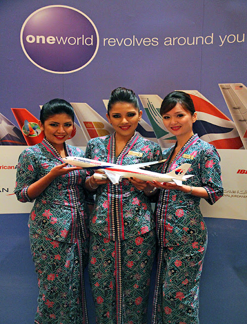 Oneworld Malaysia Airlines