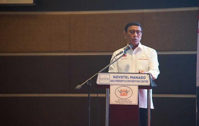 Keluarga Dianggap Penganut Islam Radikal, Wiranto Merasa Terganggu