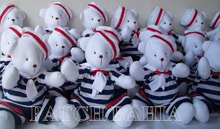Ursinhos Marinheiros…