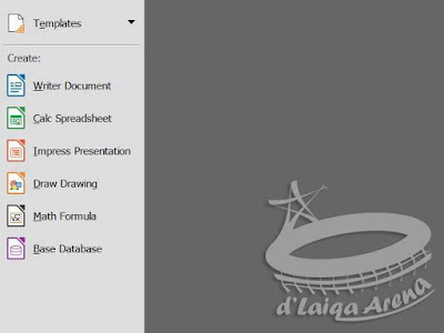 komponen-komponen LibreOffice 7.0