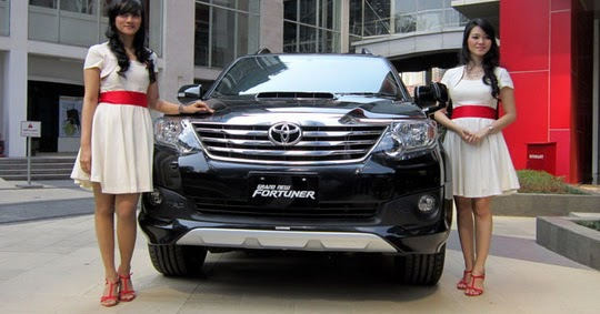 toyota yaris trd heykers brand new camry price in nigeria fortuner desember 2012, jakarta - astra ...