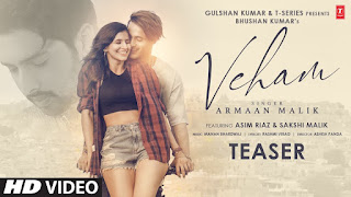 वेहम Veham  Lyrics Hindi - Armaan Malik | Sakshi Malik    armaan malik,armaan malik songs,armaan malik new song,armaan malik new songs,veham armaan malik,veham song armaan malik,amaal mallik,veham teaser armaan malik,veham armaan malik new song,armaan malik new song veham,veham armaan malik song lyrics,veham song lyrics armaan malik,best of armaan malik,veham,chale aana lyrics armaan malik amaal mallik,armaan malik veham,vhm armaan malik,armaan malik song lyrics,armaan malik song,armaan malik 2020,chale aana lyrics armaan malik