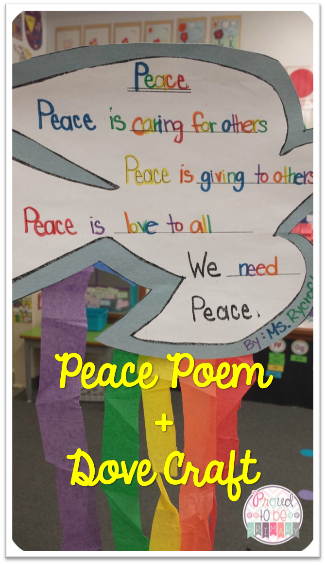 Peace Activities: Celebrating Remembrance Day in Canada