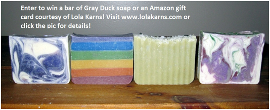 Gray Duck Soap
