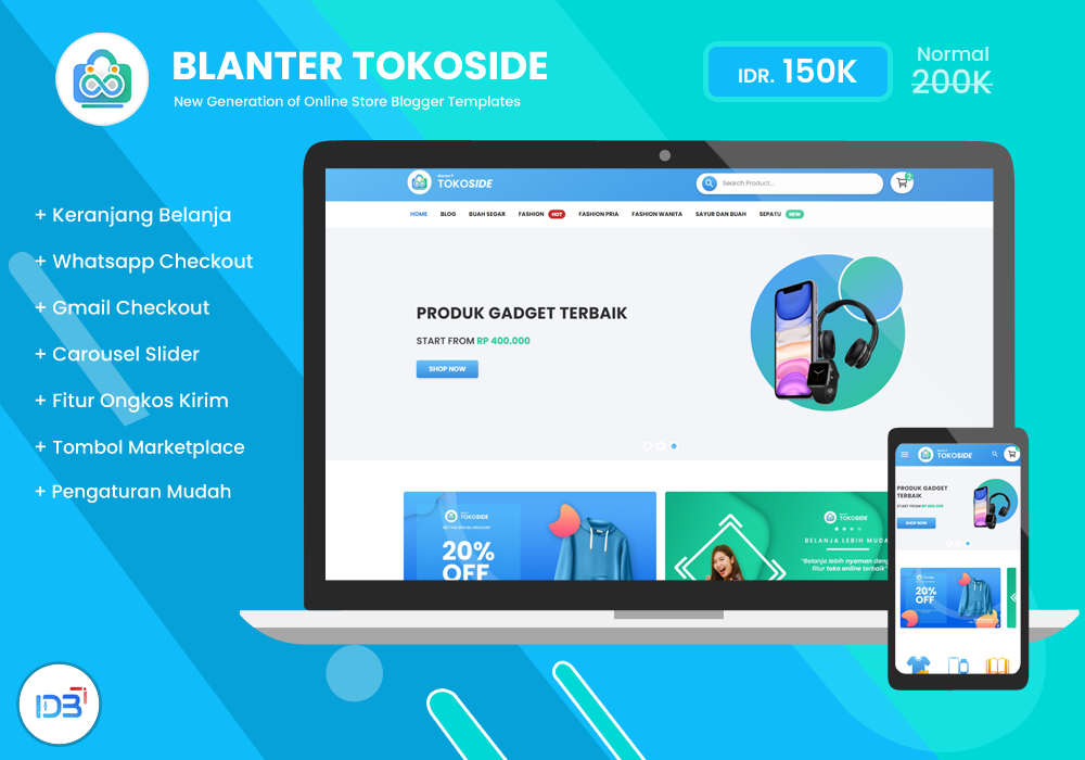 Blanter Tokoside