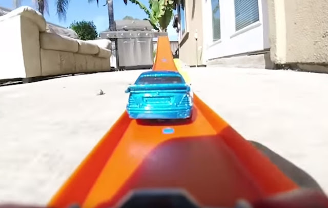 hot wheels gopro hero miniatura
