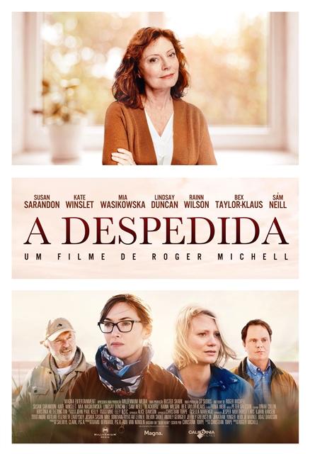 """A Despedida"", novo filme de Susan Sarandon e Kate Winslet"