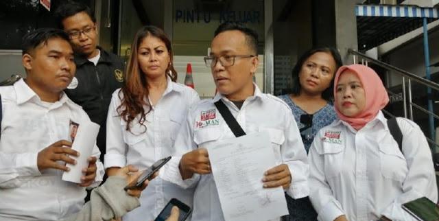 Relawan Laporkan Pria Berjaket Cokelat Pengancam Jokowi ke Polda Metro Jaya