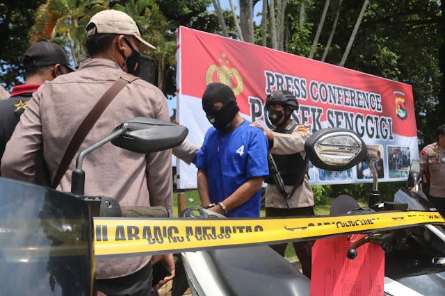 Gelapkan 46 Kendaraan Bermotor, Mantan Karyawan di Mataram diringkus Polisi