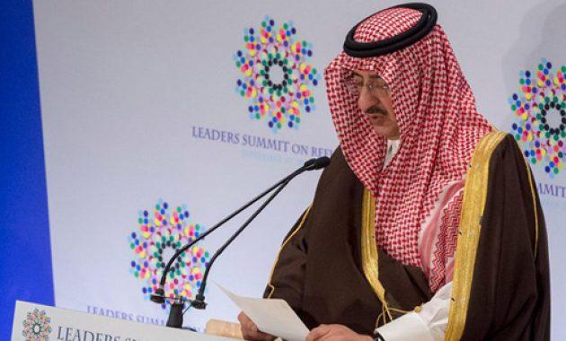 Arab Saudi Gelontorkan 75 Juta USD untuk Bantu Pengungsi Suriah