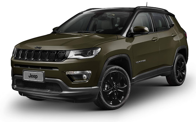 Jeep Compass chega a 200 mil vendidos no Brasil
