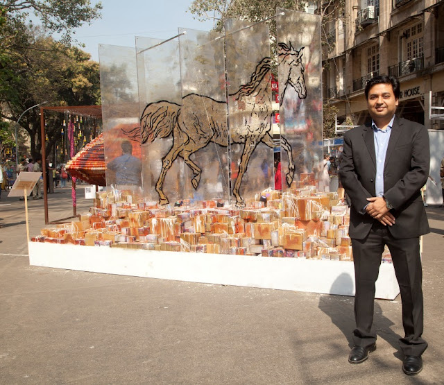 Kokuyo Camlin associates with The Kala Ghoda Arts Festival