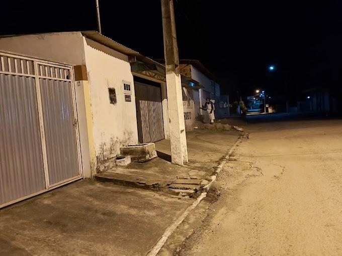 COVID-19: Prefeitura realiza mais uma etapa de desinfecção em São José dos Ramos.