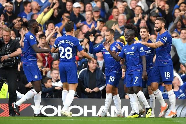 Chelsea gasta 55% da receita anual com salários de jogadores