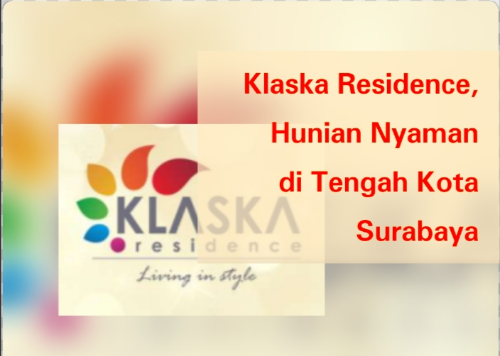 Apartemen Surabaya, Apartemen di Surabaya