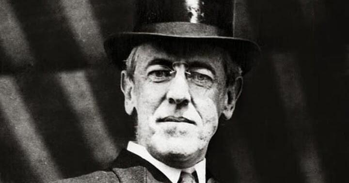 essays on woodrow wilson Woodrow wilson's 1887 essay [видео.