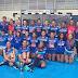 Handebol juvenil feminino do Time Jundiaí é campeão da Série Prata