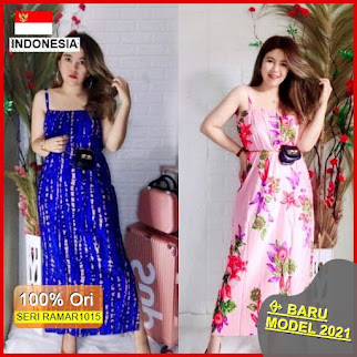 RAMAR1015 DASTER DRESS BALI KEMBEN PANJANG BALI BARU 2021