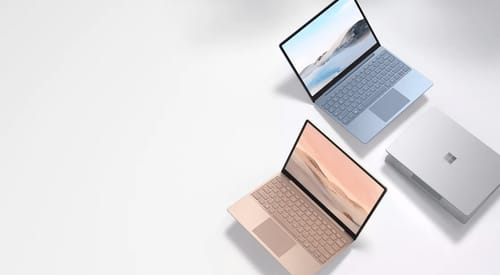 Microsoft announces inexpensive Surface Laptop Go