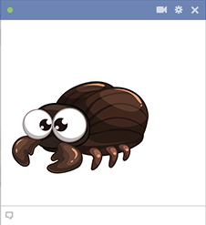 Big Bug Sticker