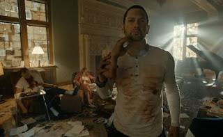 Eminem's New Horror Core Video  framed