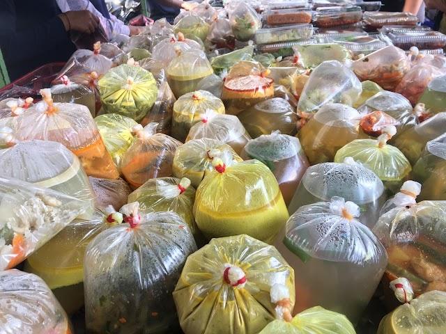 Jajanan Takjil Pusat Kota Banda Aceh jadi Primadona
