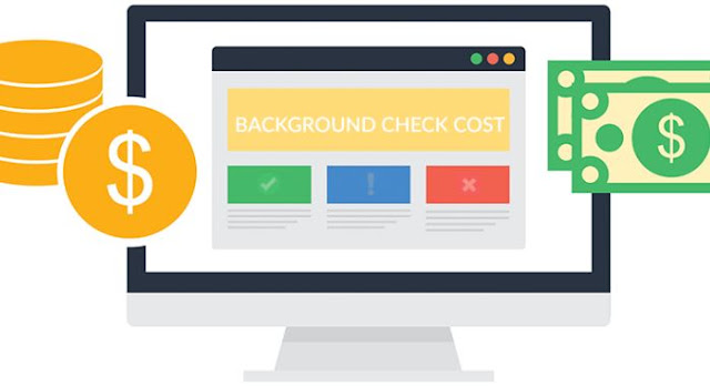 how much does a background check cost
