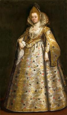 Portrait de femme (1630), Chiara Varotari