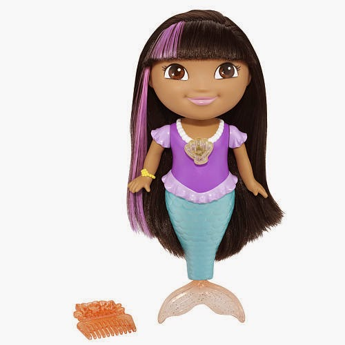 Dora The Explorer Mermaid Sparkle And Twirl Commercial: Mermaids In The Media: A Blog On Mermaids In Movies, Music