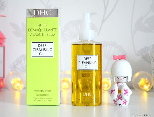 dhc - huile - huile d olive - demaquillant - demaquillant efficace