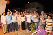Marina Brito Arrasta multidão para o dia de filiações em Ilha Grande do Piauí