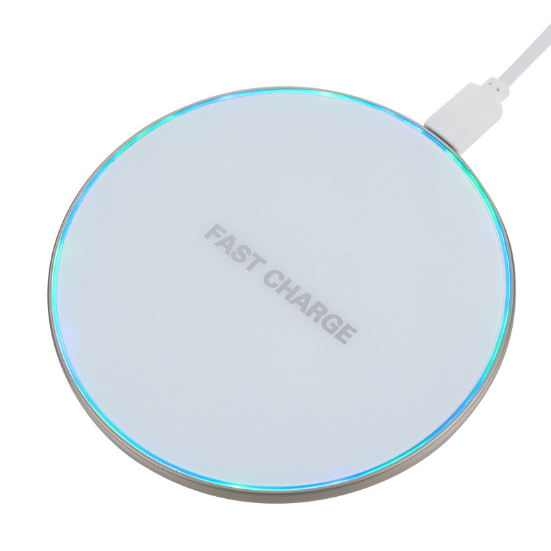 Universal mobile wireless charger