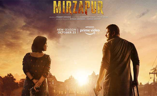 Mirzapur 2 Trailer
