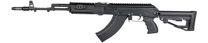 Russia Intends To Sign Contract With India For Production of AK-203 Soon