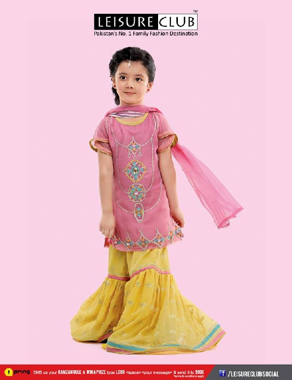 Baby Girl Eid Clothes