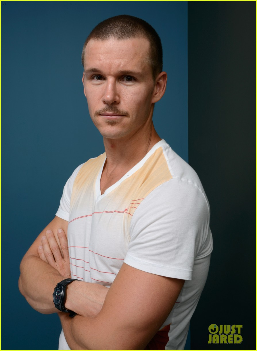 Celeb Diary: Ryan Kwanten @ 2013 Toronto International ...