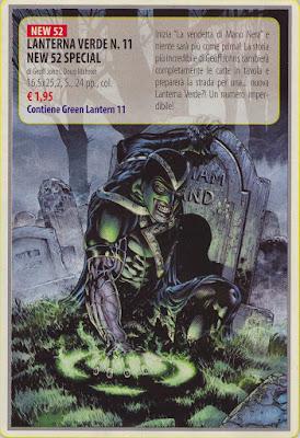 Lanterna verde #11