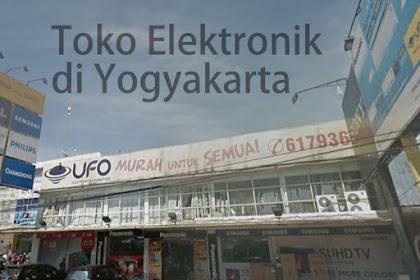 Daftar Toko Elektronika Di Yogyakarta Paling Lengkap