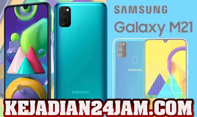 Galaxy M21s Hadir Dengan Baterai 6.000 mAh Plus Kamera 64 MP