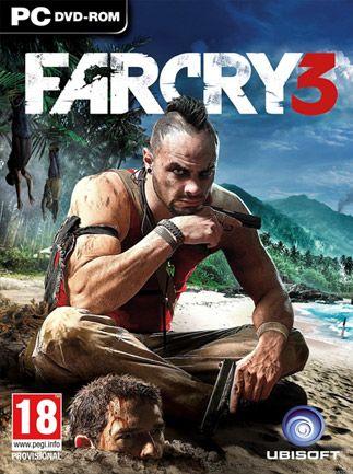 تحميل لعبة القتال و المطاردة Far Cry 3