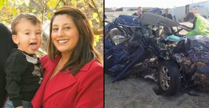 Victim Of This Horrible Accident. When She Learns Who She Is, She Collapses