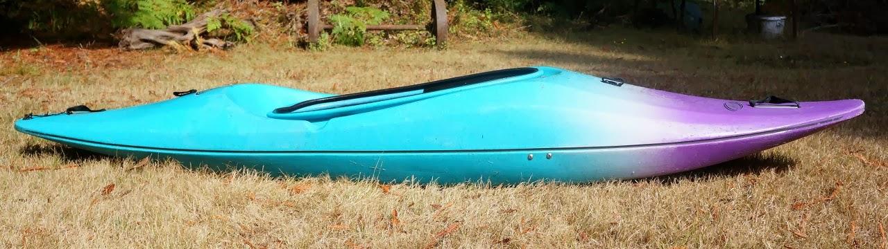 Necky Jive Whitewater Kayak