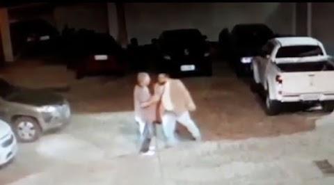 Naara vaza vídeo do vereador Diga Diga cuspindo em servidor