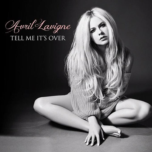 Avril Lavigne - Tell Me It's Over 歌詞翻譯