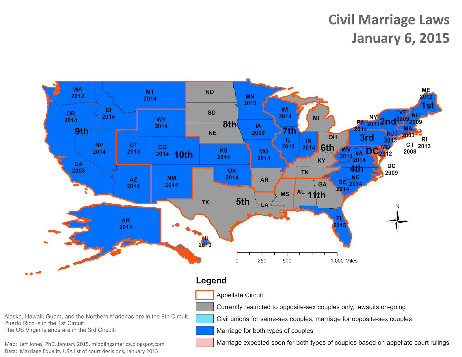When Did Interracial Marriage Become Legal In Most States 68