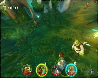 Shrek 2 (PS2) 2004