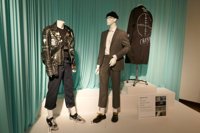 Native Son HBO film costumes