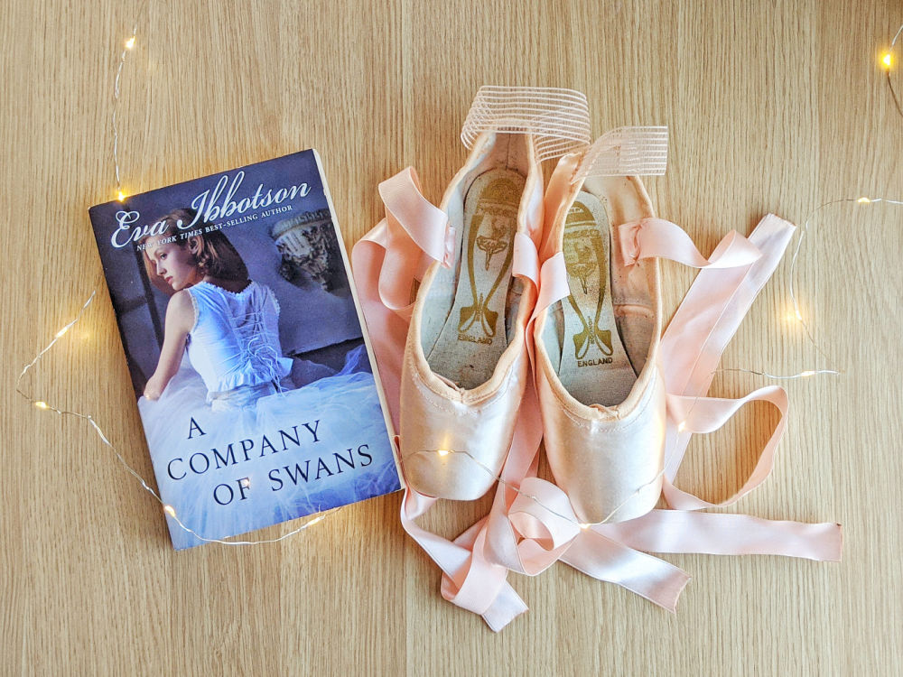 A Company of Swans by Eva Ibbotson is our February 2021 book of the month