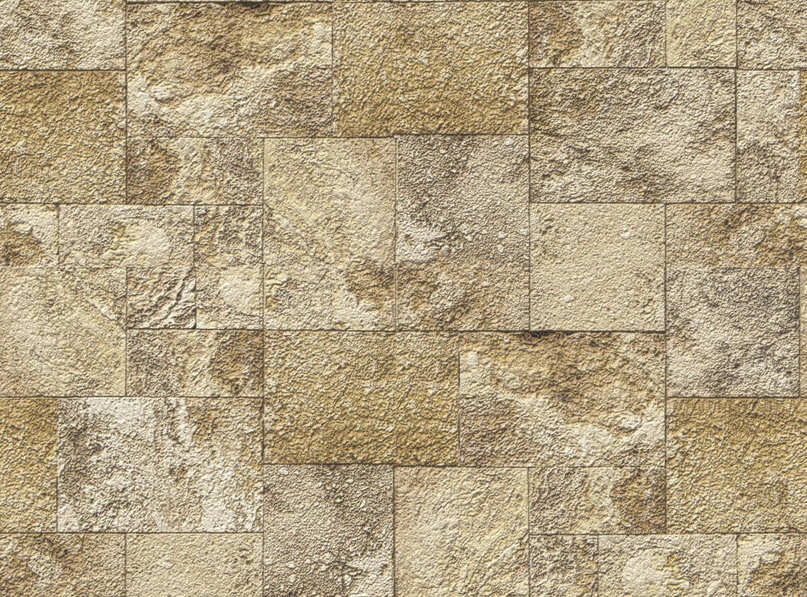 Seamless Travertine Stone Tile + (Maps) | Texturise Free ...